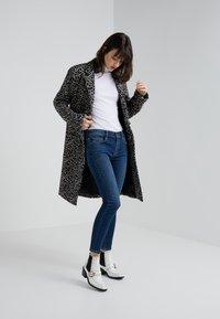 Current/Elliott - THE STILETTO - Jeans Skinny Fit - dark blue denim - 1