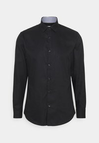 Selected Homme - SLHSLIMNEW MARK - Zakelijk overhemd - black - 5