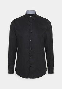 SLHSLIMNEW MARK - Formal shirt - black