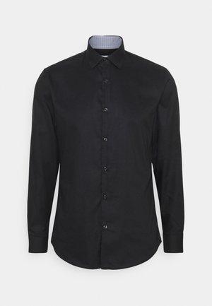 SLHSLIMNEW MARK SHIRT - Kostymskjorta - black