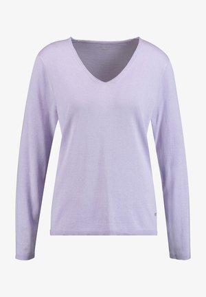 Sweater - lavendel