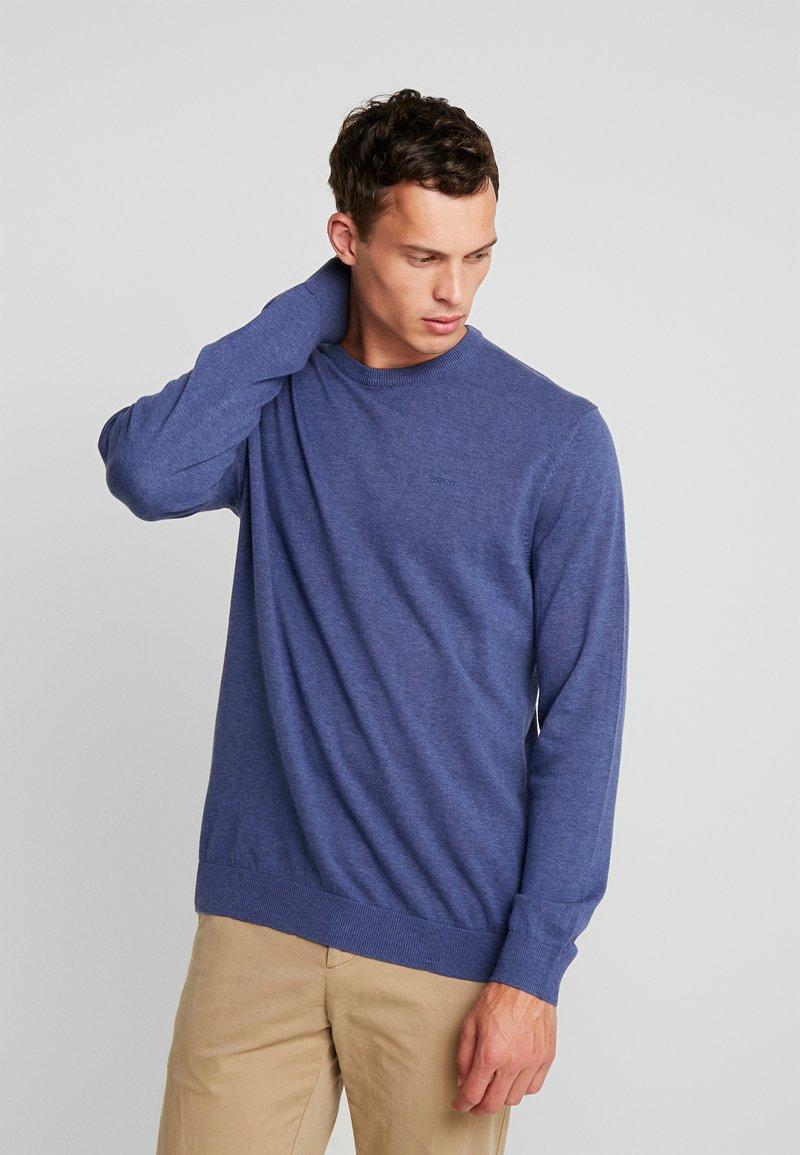 Esprit - CREW - Jumper - dark blue