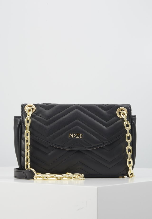 CROSSBODY BY LAURA JOELLE - Sac bandoulière - black