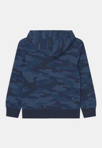 GAP - HOOD - Sweat à capuche zippé - dark blue - 1