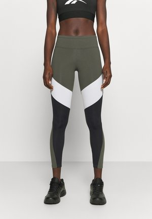 Leggings - popgreen