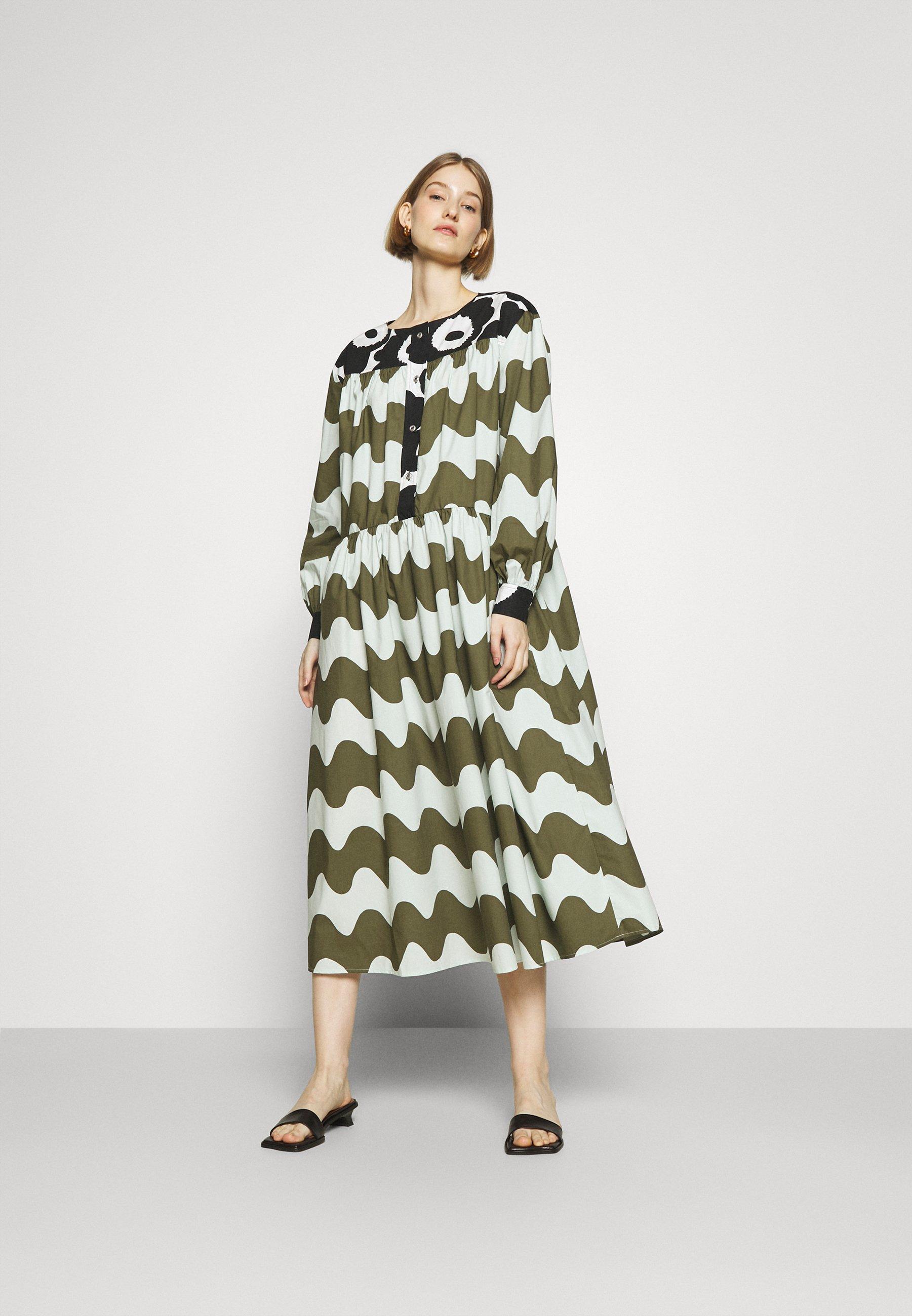 Mujer HOHTOSINI DRESS - Vestido camisero