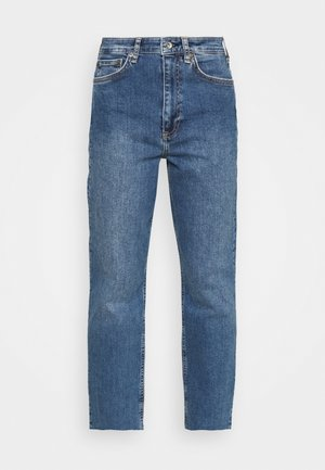 NINA CIGARETTE  - Jeans Relaxed Fit - rye harbor