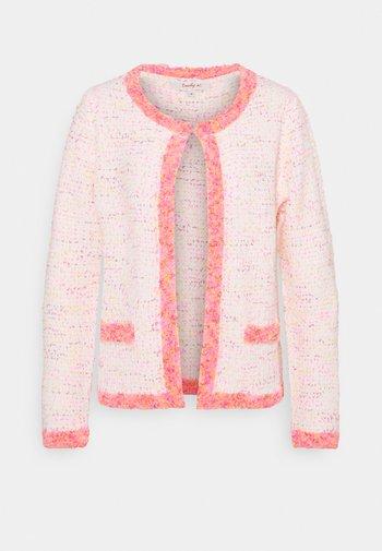 JAGUAR CARDIGAN - Chaqueta de punto - pink