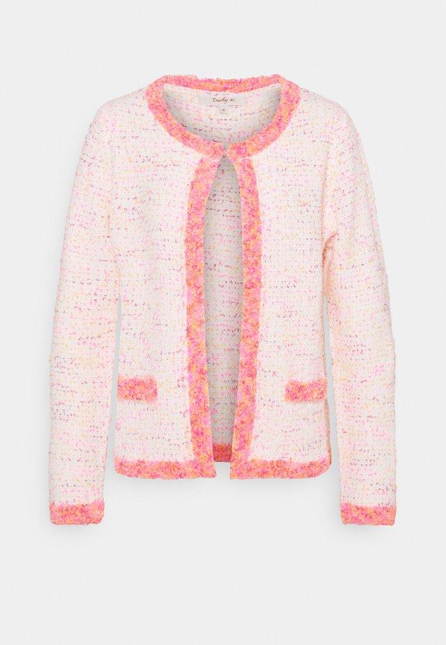 JAGUAR CARDIGAN - Cardigan - pink