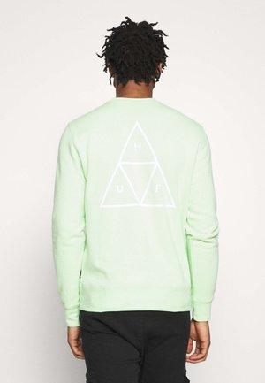 ESSENTIALS CREW - Sweatshirt - mint