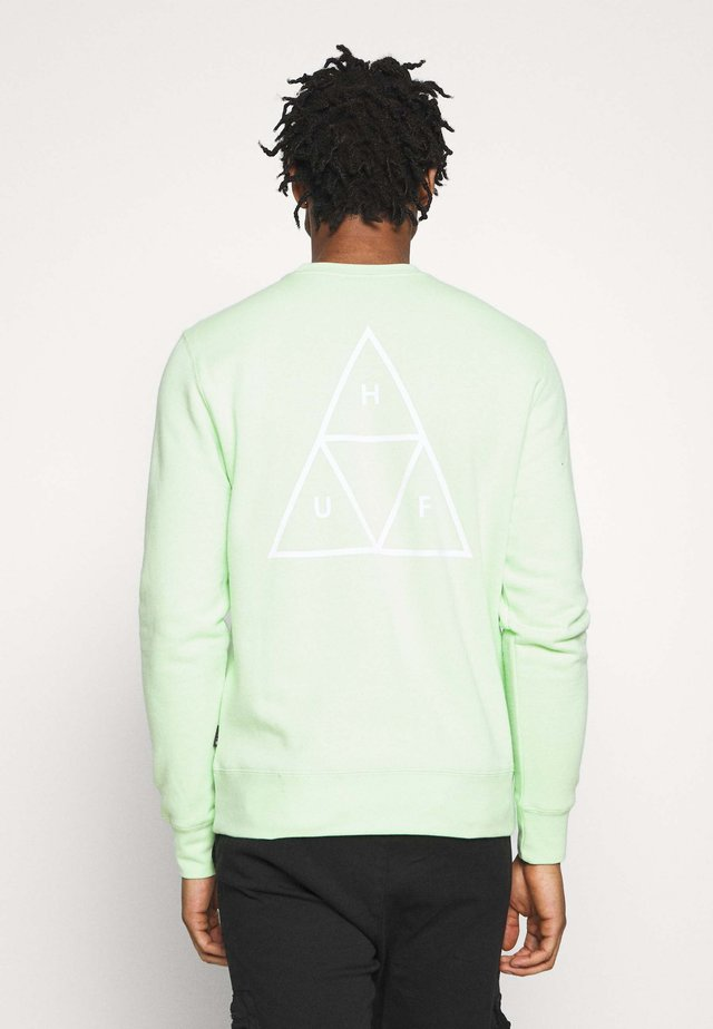 ESSENTIALS CREW - Sweater - mint