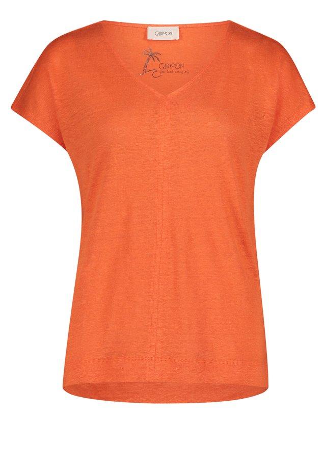 Basic T-shirt - emberglow