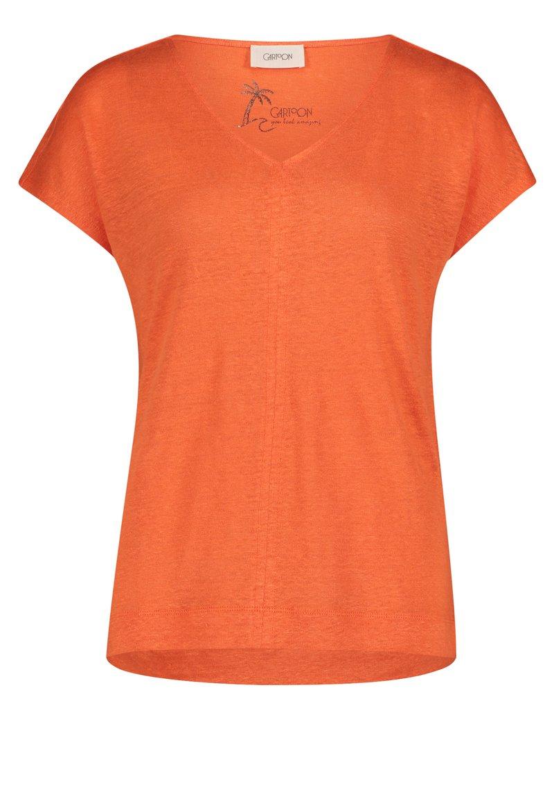 Cartoon - Basic T-shirt - emberglow