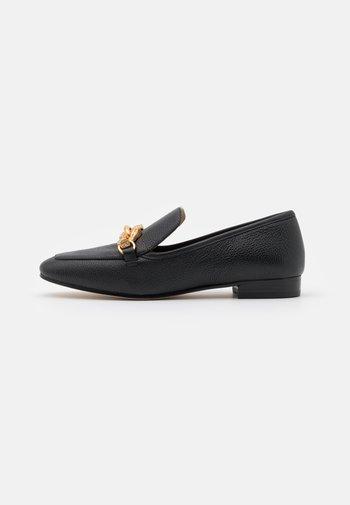 JESSA LOAFER - Slip-ons - perfect black