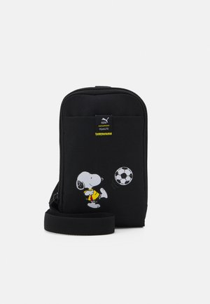 PUMA X PEANUTS NECK WALLET UNISEX - Monedero - black