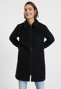 Desigual - Manteau classique - black - 0