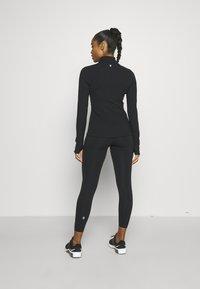 Sweaty Betty - POWER HIGH WAIST 7/8 WORKOUT LEGGINGS - Leggings - black - 2