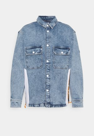 Veste en jean - light-blue-denim
