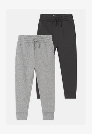 HERITAGE 2 PACK - Pantalones deportivos - phantom/grey