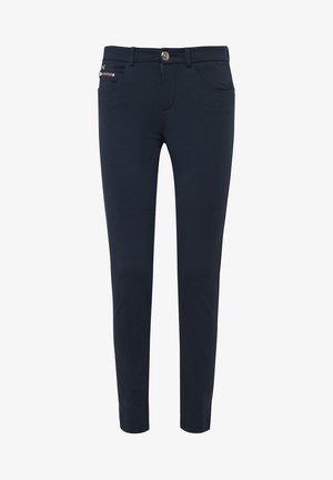 Trousers - blu