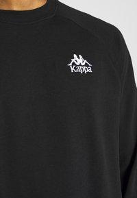 Kappa - TAULE - Sweatshirt - caviar - 5