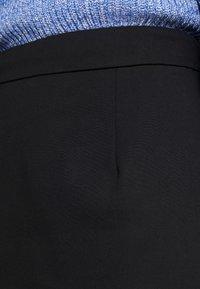 Emporio Armani - Pencil skirt - black - 4