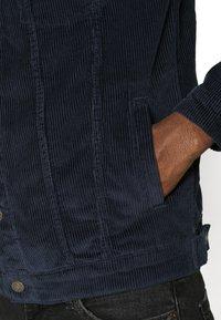 Denim Project - TEDDY JACKET - Summer jacket - navy - 5
