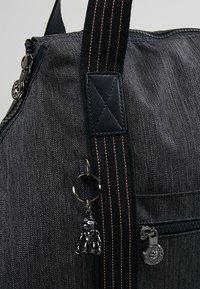 Kipling - ART M - Tote bag - active denim - 7