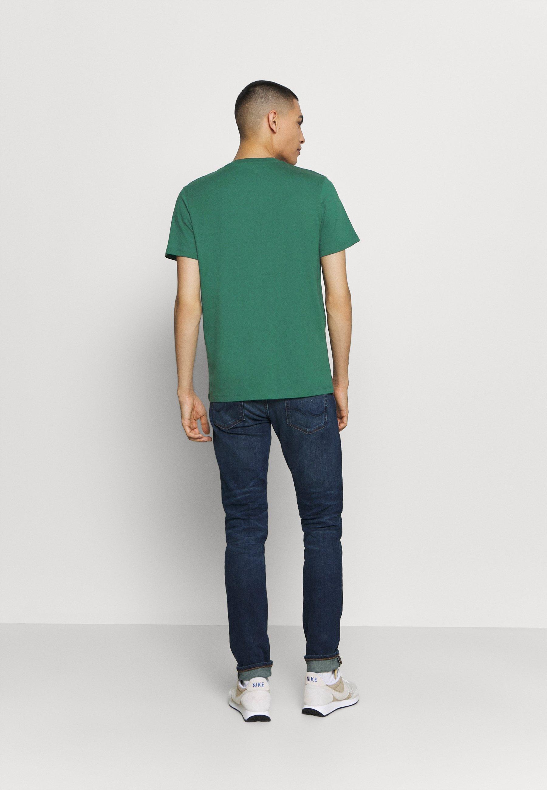 Jack & Jones JORTONNI  - Print T-shirt - trekking green K7MX3