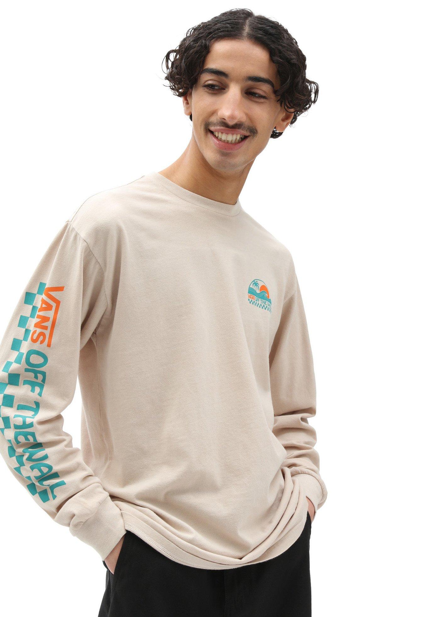 Herrer MN BARRELED LS - Langærmede T-shirts