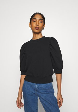 ONLBALOU LIFE ONECK - T-Shirt basic - black