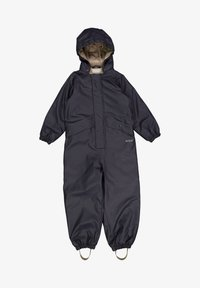 Wheat - THERMO RAINSUIT AIKO - Snowsuit - deep blue - 0