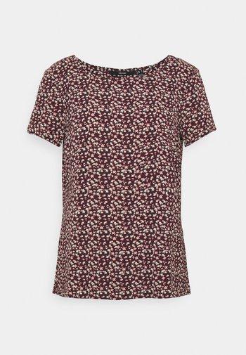 VMSAGA - T-shirts med print - port royale/nalin