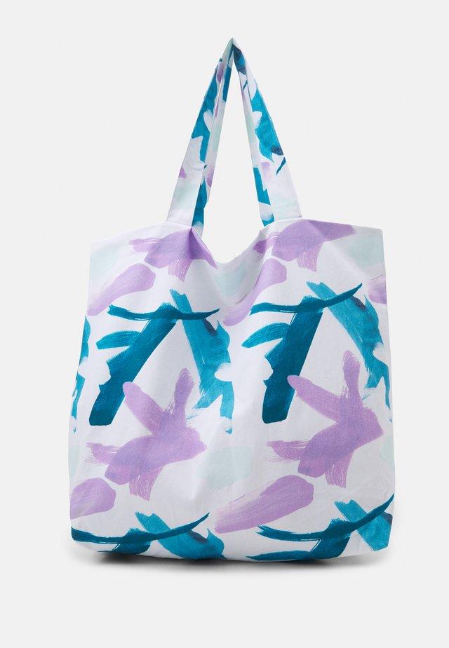 PRINT UNISEX - Shopper - multicoloured/blue/purple