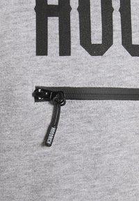 Hoodrich - AMBUSH HOODIE - Hoodie - heather grey/black - 2