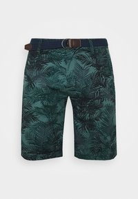 s.Oliver - Shorts - metal green - 3