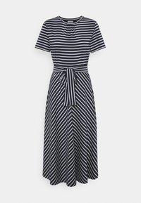 Marella - NAUTICA - Jersey dress - blu/bianco - 4