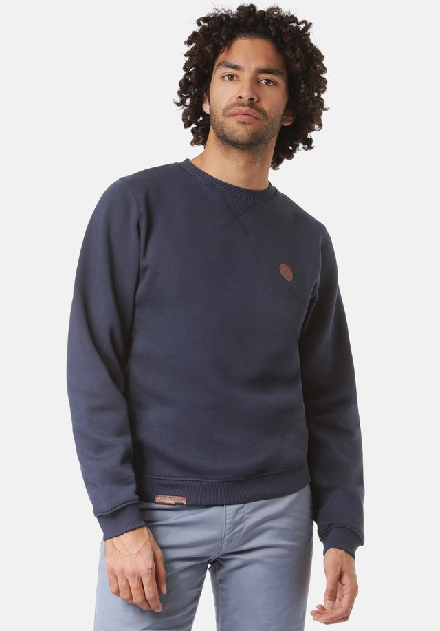 MILO - Sweatshirt - blue
