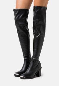 Even&Odd - High Heel Stiefel - black - 0