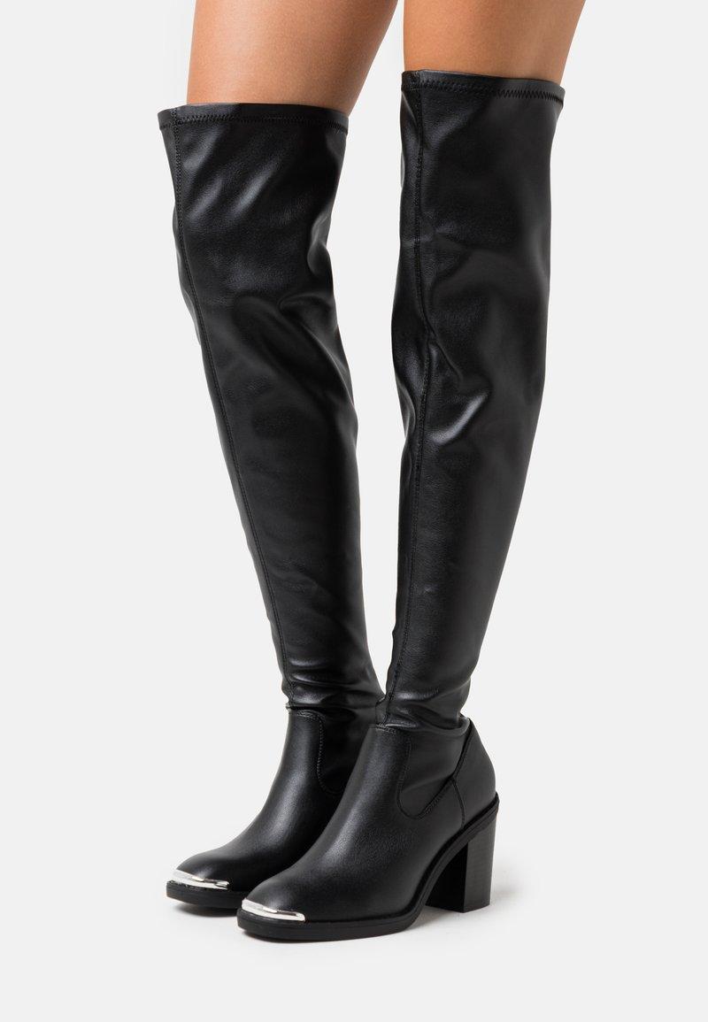 Even&Odd - High Heel Stiefel - black