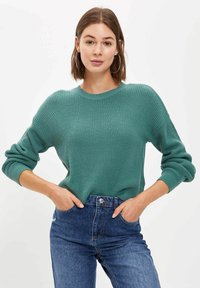 DeFacto - Pullover - turquoise - 0