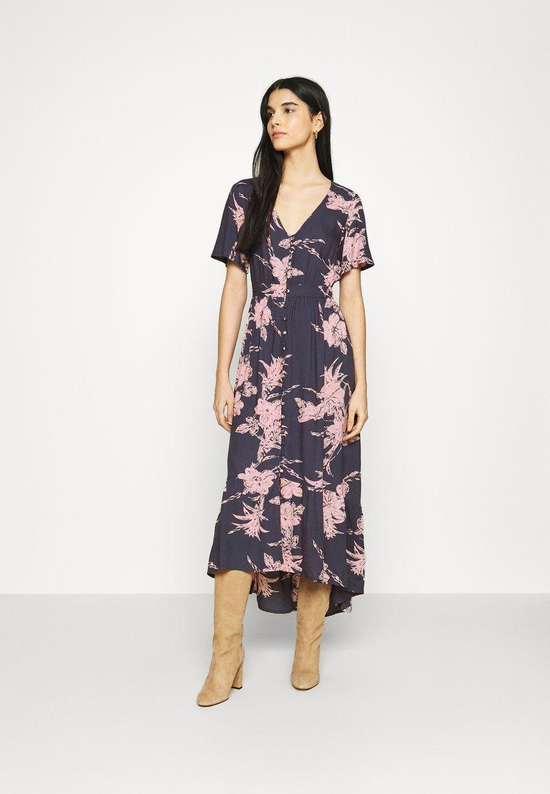 Roxy - BRIGHT DAYLIGHT - Korte jurk - mood indigo vertigo