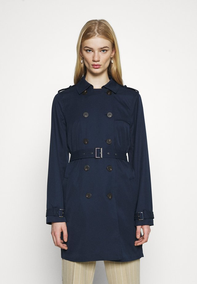 VIMOVEMENT - Trenchcoat - navy blazer