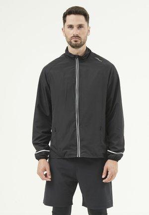 LESSEND - Light jacket - black