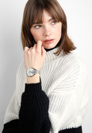 LEXI ROYALE - Watch - silver-coloured