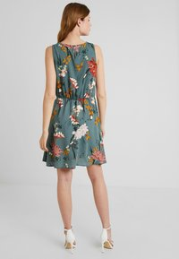 ONLY Tall - ONLELEONORA DRESS  - Day dress - balsam green - 2