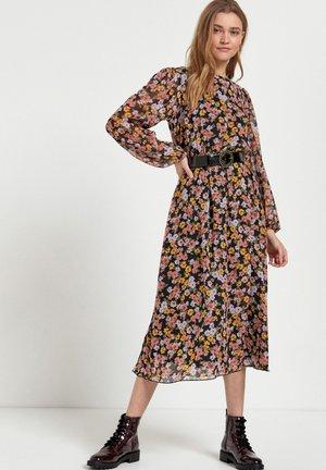 WATERCOLOUR PRINT DRESS - Day dress - multi-coloured