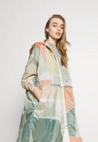 Obey Clothing - SLICE JACKET - Summer jacket - peach multi - 3
