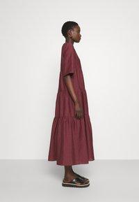 WEEKEND MaxMara - TEVERE - Maxi dress - bordeaux - 3