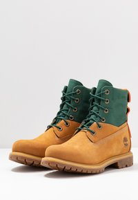 Timberland - 6IN PREMIUM REBOTL WP  - Lace-up ankle boots - wheat - 4